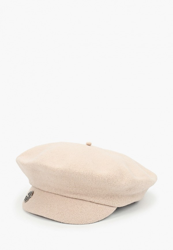 женская кепка avanta, бежевая