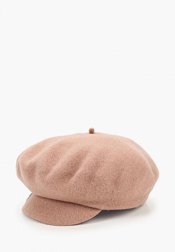женская кепка avanta, розовая