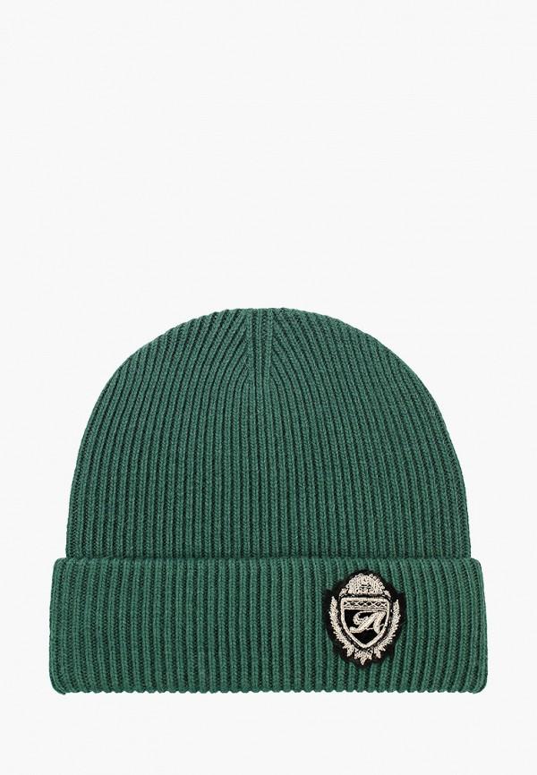 женская шапка avanta, зеленая