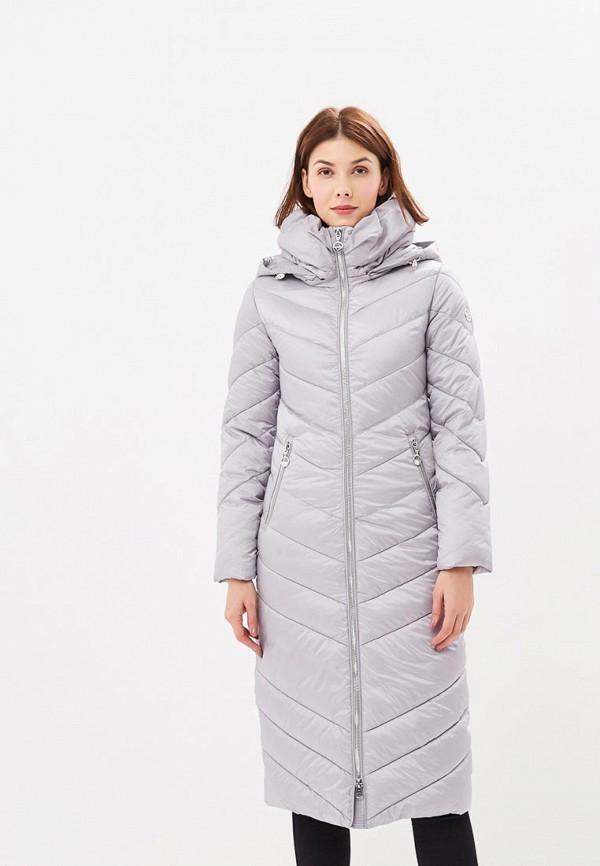 Купить Куртка утепленная Avi, Avi AV011EWCRIE3, серый, Осень-зима 2018/2019