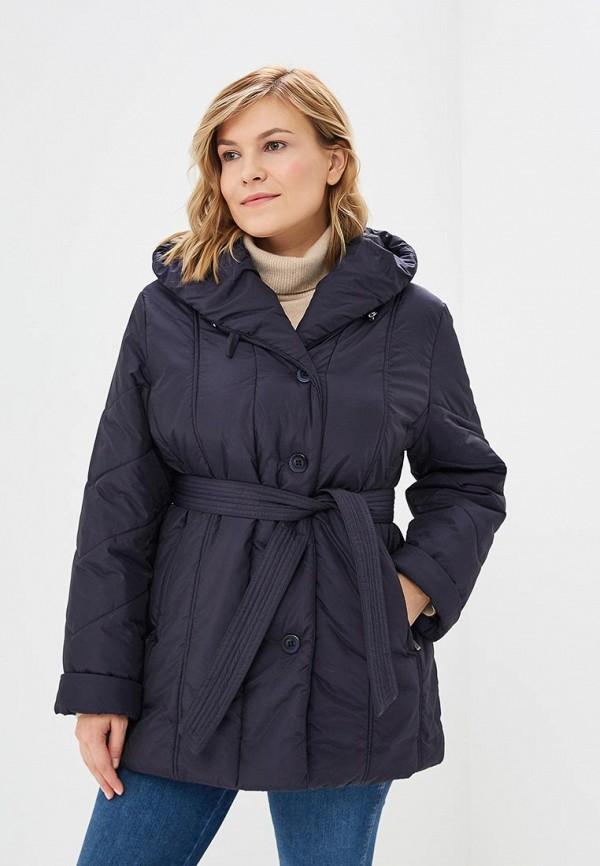 Купить Куртка утепленная Dixi-Coat, Dixi-Coat AV011EWDBOY1, синий, Осень-зима 2018/2019