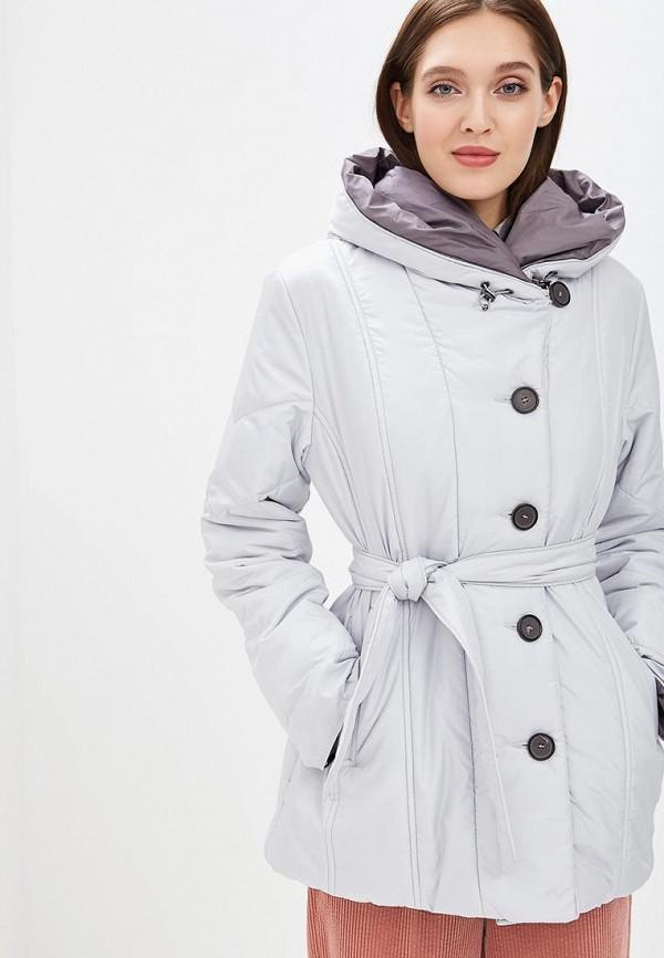 женская куртка dixi-coat, серая