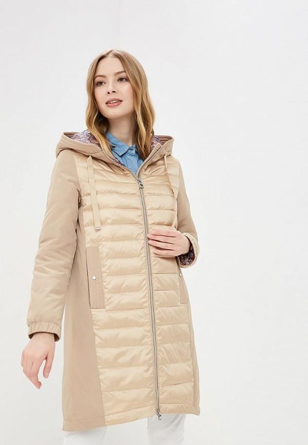 женская куртка avi, бежевая