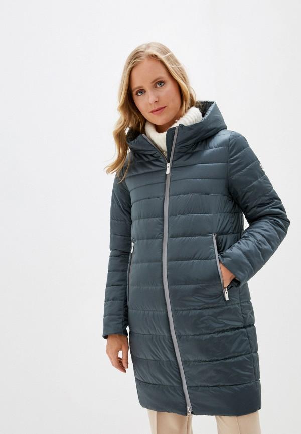 женская куртка avi, бирюзовая