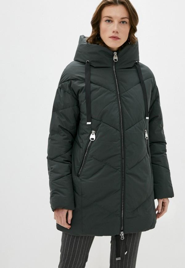 женская куртка avi, зеленая