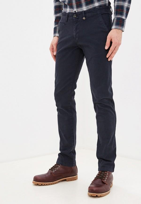 мужские повседневные брюки avirex, синие