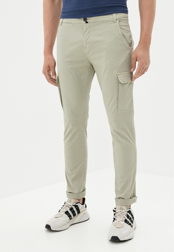 мужские брюки avirex, бежевые