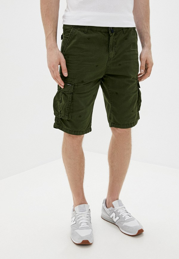 мужские повседневные шорты avirex, хаки