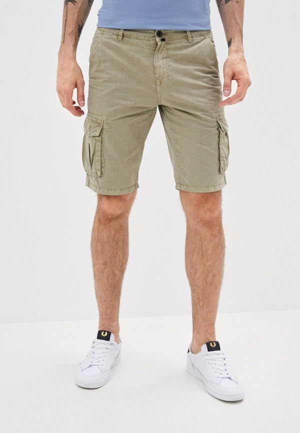 мужские повседневные шорты avirex, бежевые