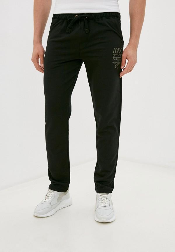 мужские спортивные брюки avirex, черные