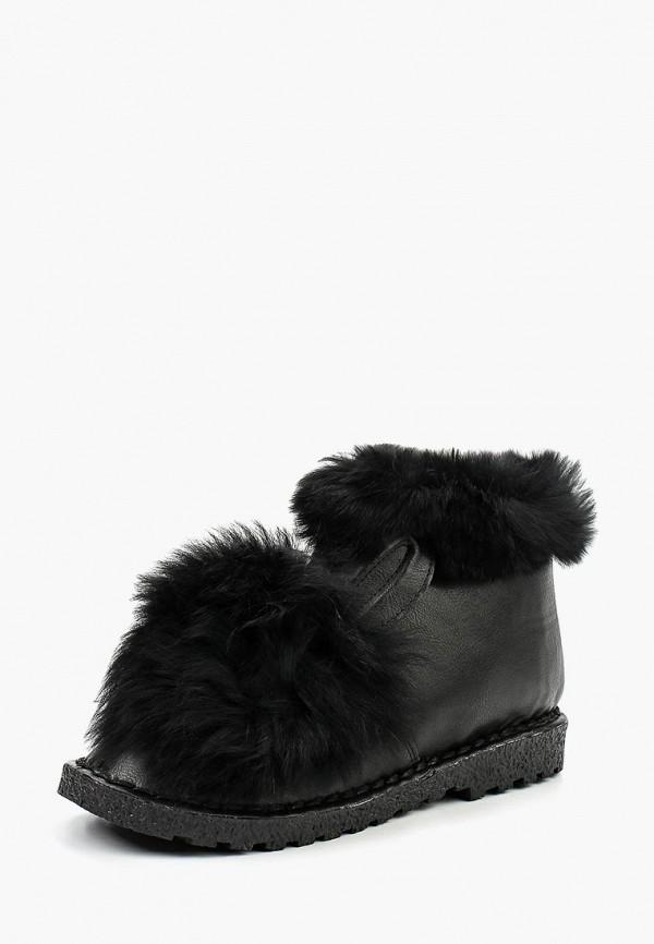 женские ботинки avenir, черные