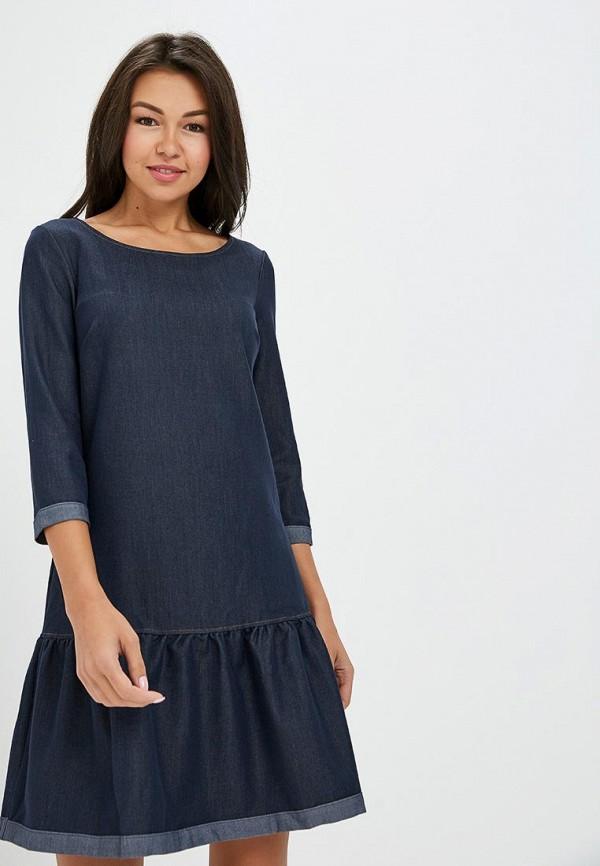 Купить Женское платье Awama синего цвета