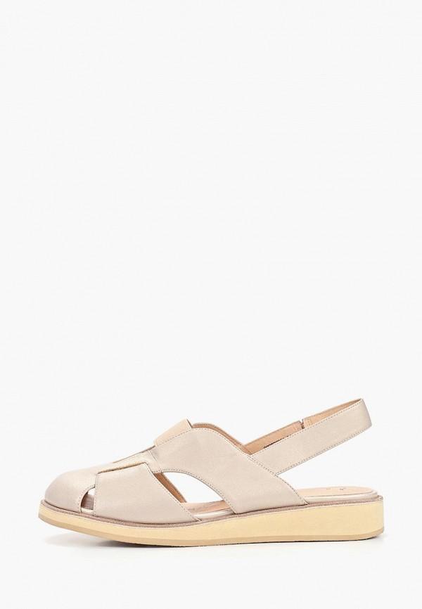 женские сандалии balex, бежевые