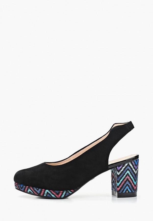 женские туфли balex, черные