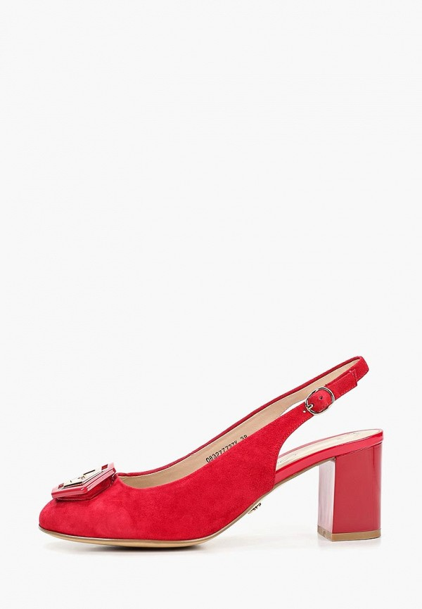 женские туфли balex, красные