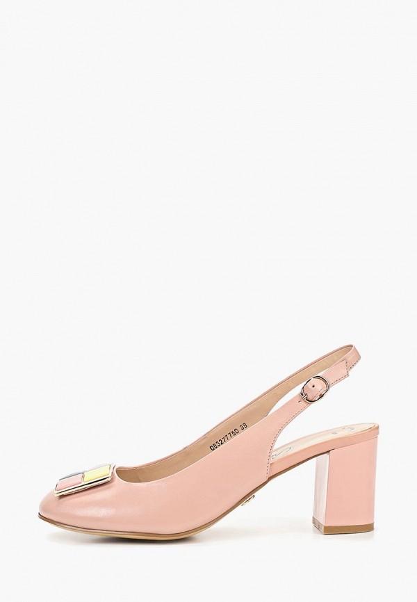 женские туфли balex, розовые