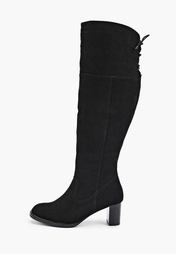женские сапоги balex, черные