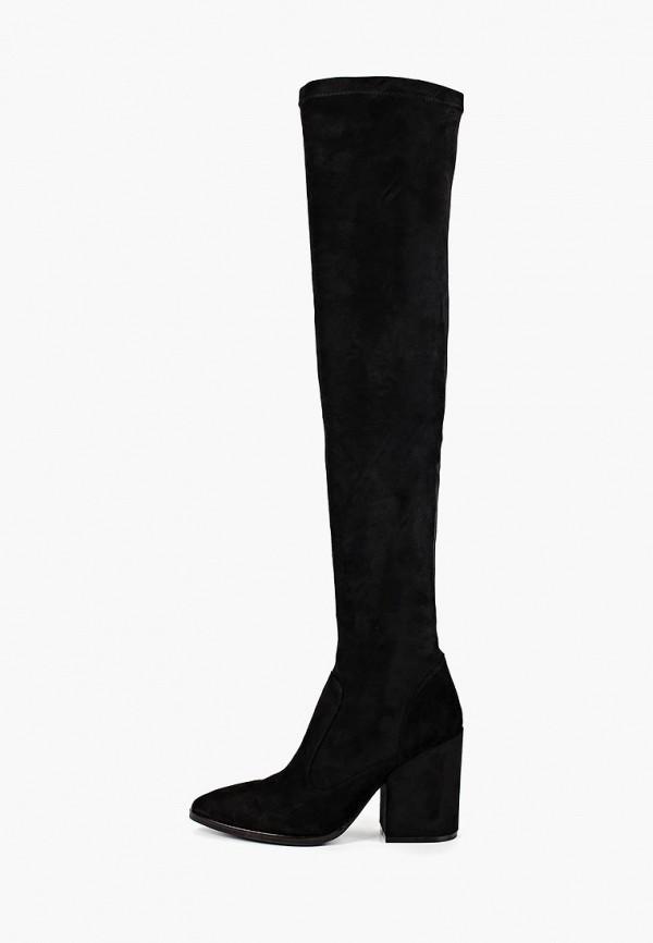 женские ботфорты balex, черные