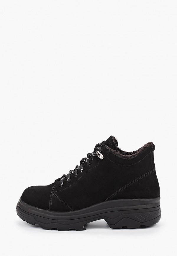 женские ботинки balex, черные
