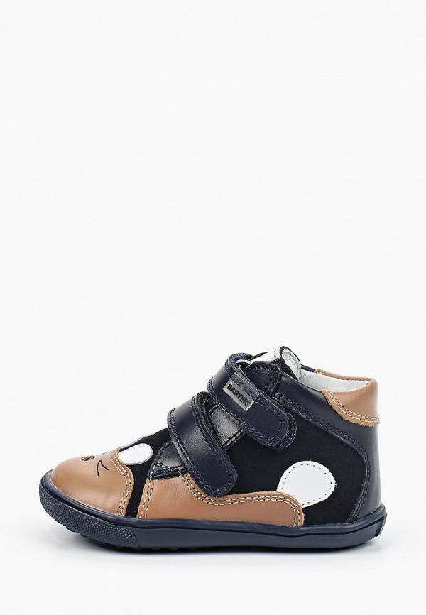 ботинки bartek для мальчика, разноцветные