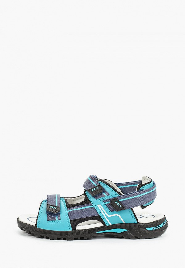 сандалии bartek для мальчика, синие