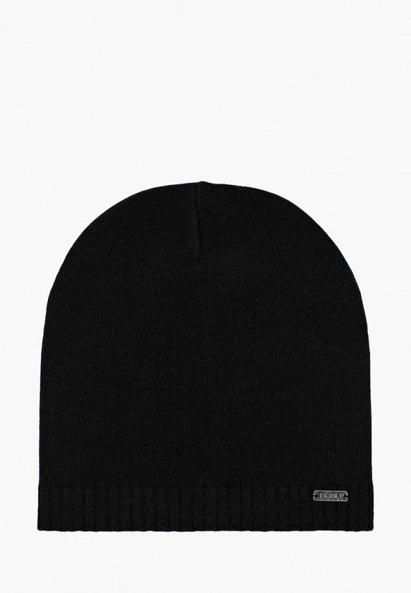 мужская шапка baon, черная
