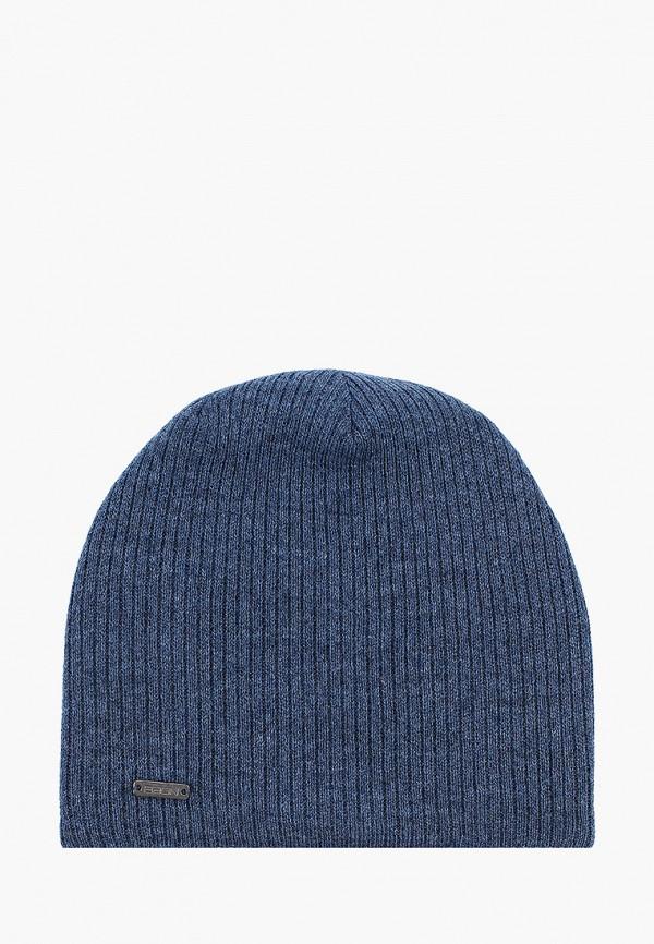 мужская шапка baon, синяя