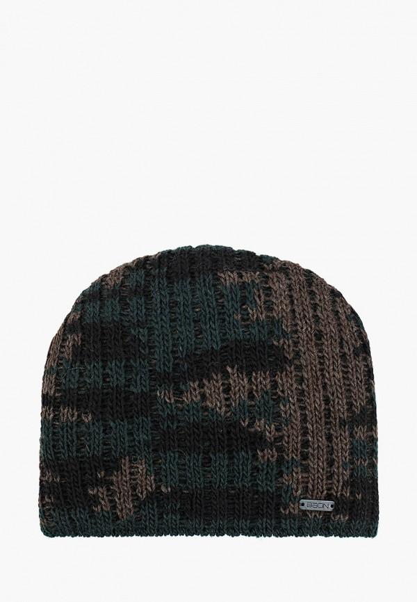 мужская шапка baon, хаки