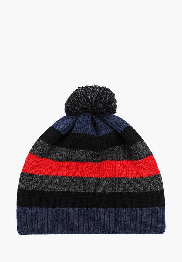 мужская шапка baon, разноцветная