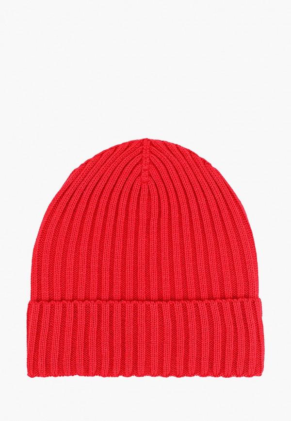 женская шапка baon, красная