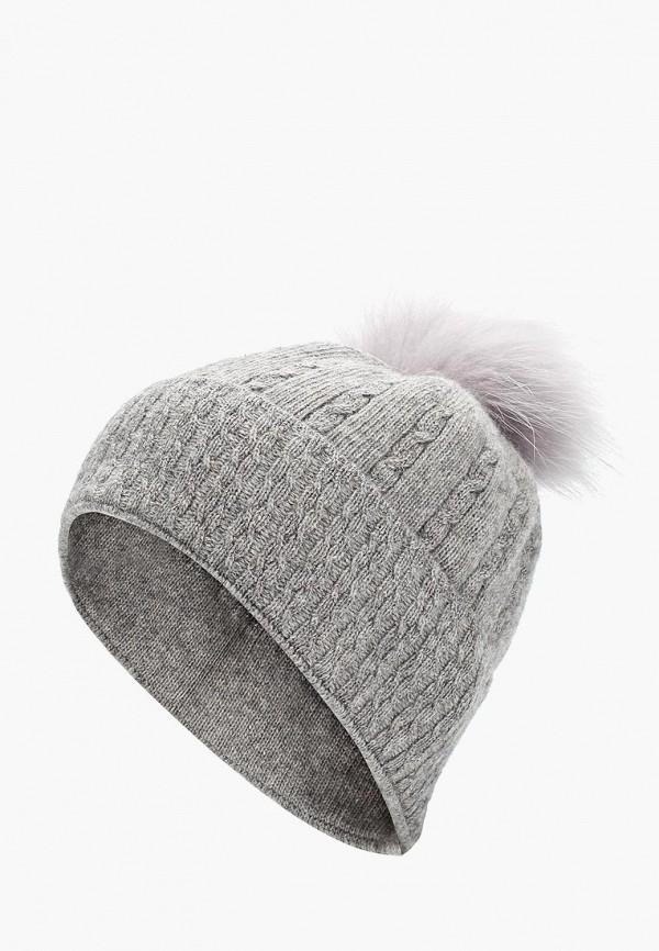 Купить Шапка Baon, Baon BA007CWCFZ41, серый, Осень-зима 2018/2019