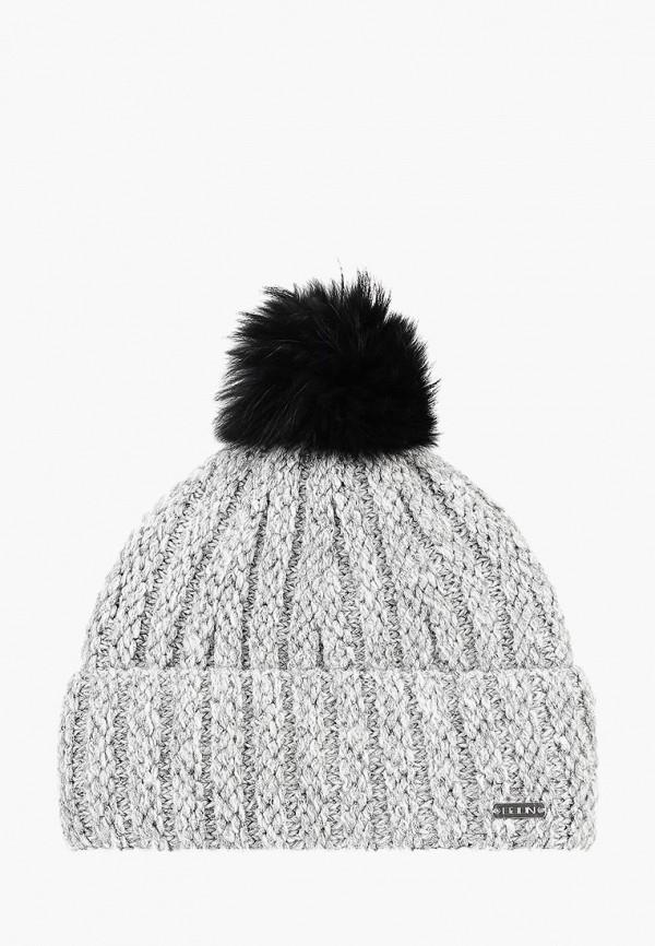 Купить Шапка Baon, Baon BA007CWCKZO0, серый, Осень-зима 2018/2019