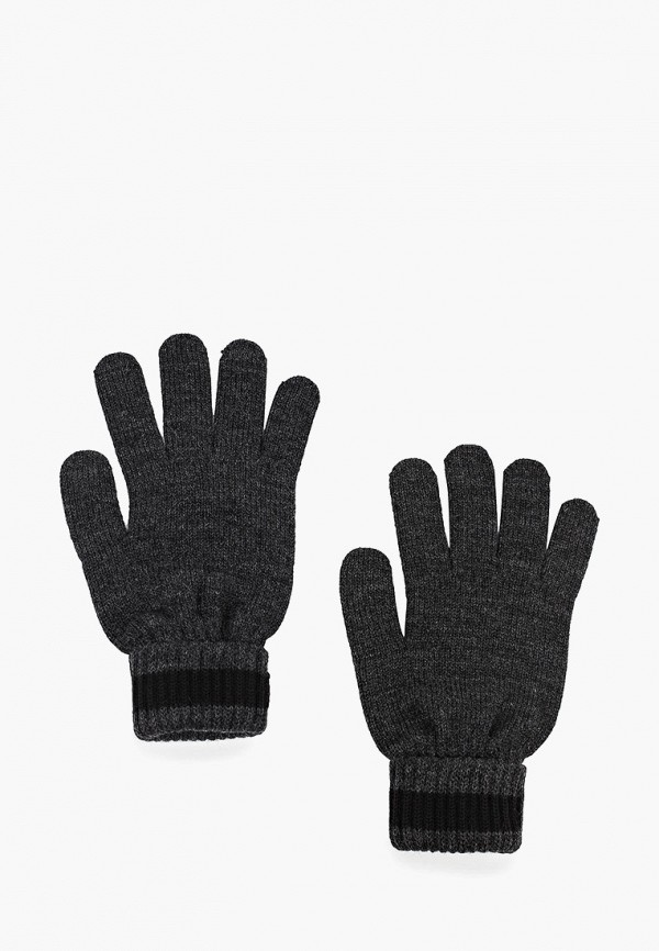 мужские перчатки baon, серые