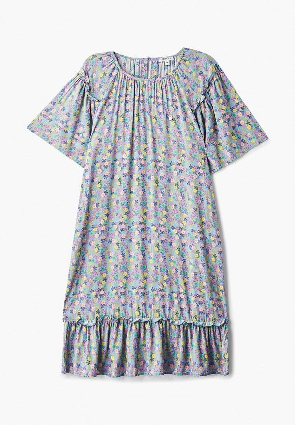 повседневные платье baon для мальчика, фиолетовое