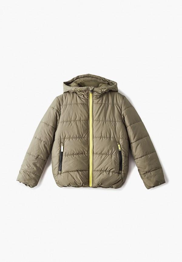 куртка baon для мальчика, хаки