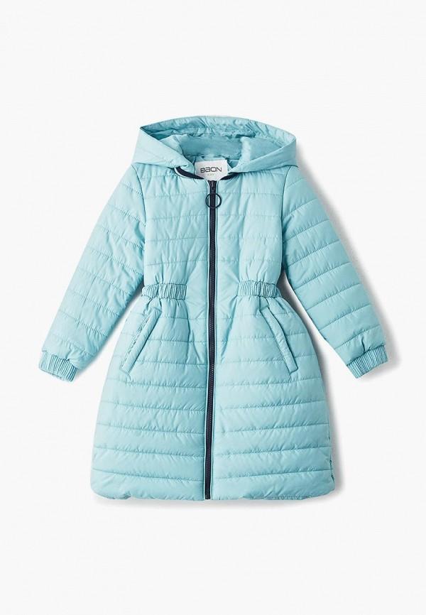 куртка baon для мальчика, бирюзовая