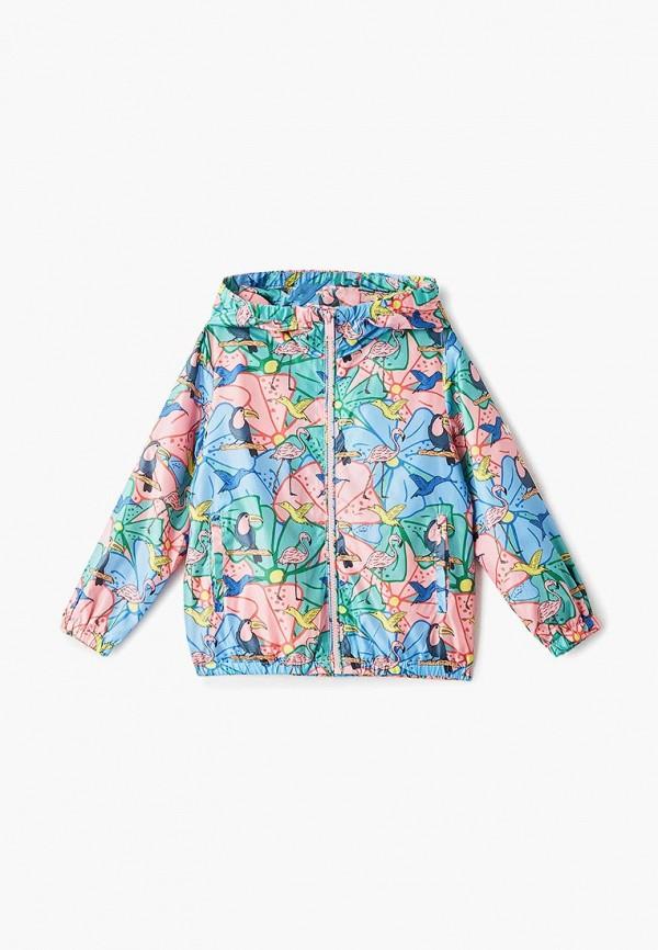 куртка baon для мальчика, разноцветная