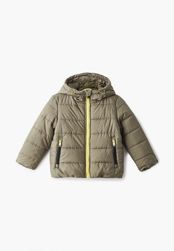 куртка baon для мальчика, зеленая