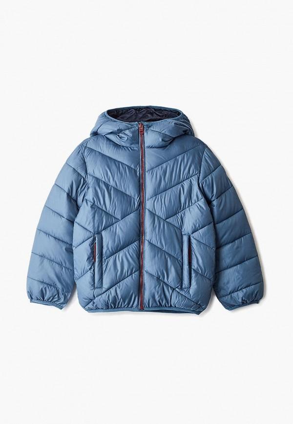 куртка baon для мальчика, синяя