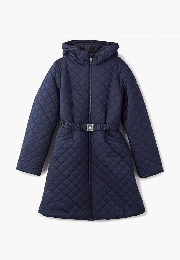 куртка baon для девочки, синяя