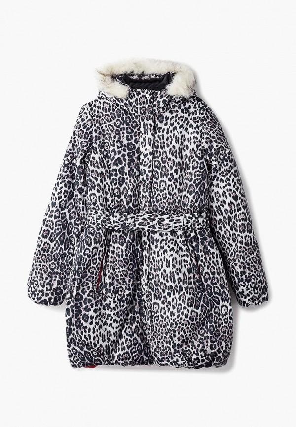 куртка baon для девочки, серая