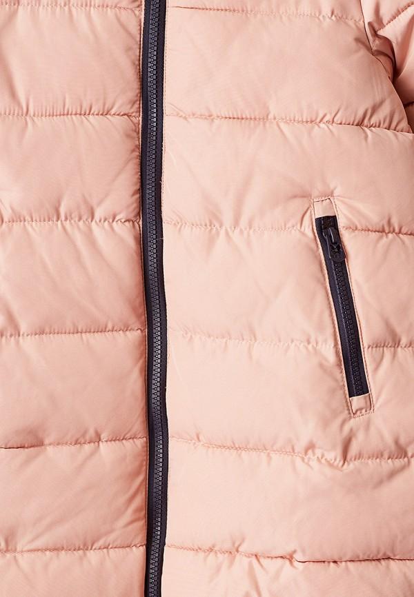 Фото 3 - Куртку утепленная Baon розового цвета