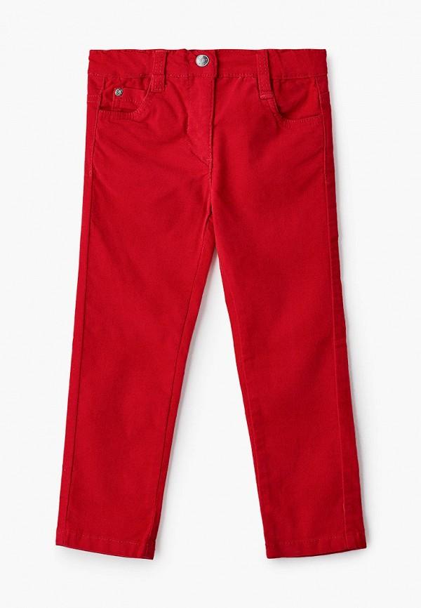 брюки baon для девочки, красные