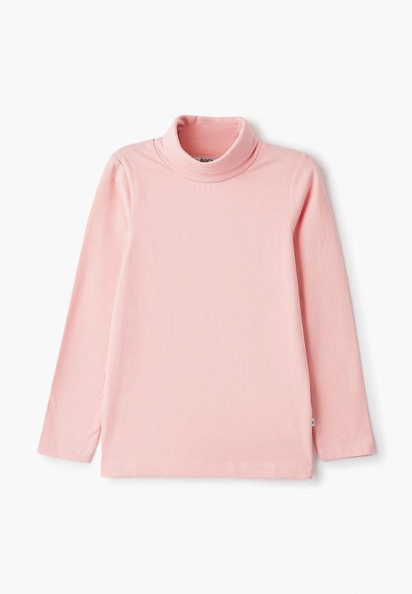 водолазка baon для девочки, розовая