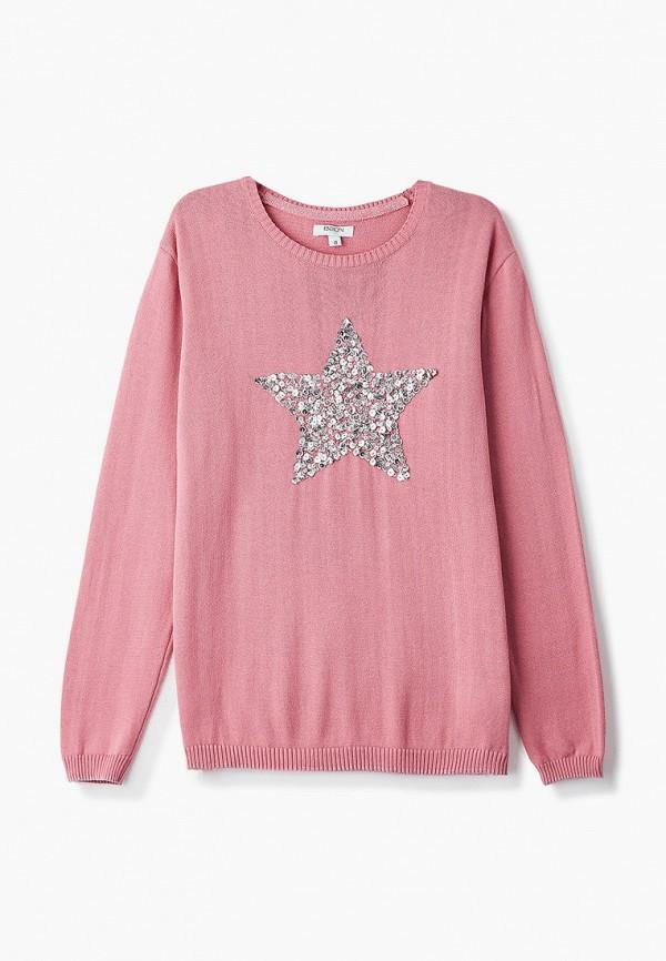 джемпер baon для девочки, розовый