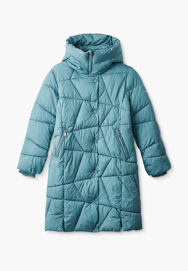 куртка baon для девочки, зеленая