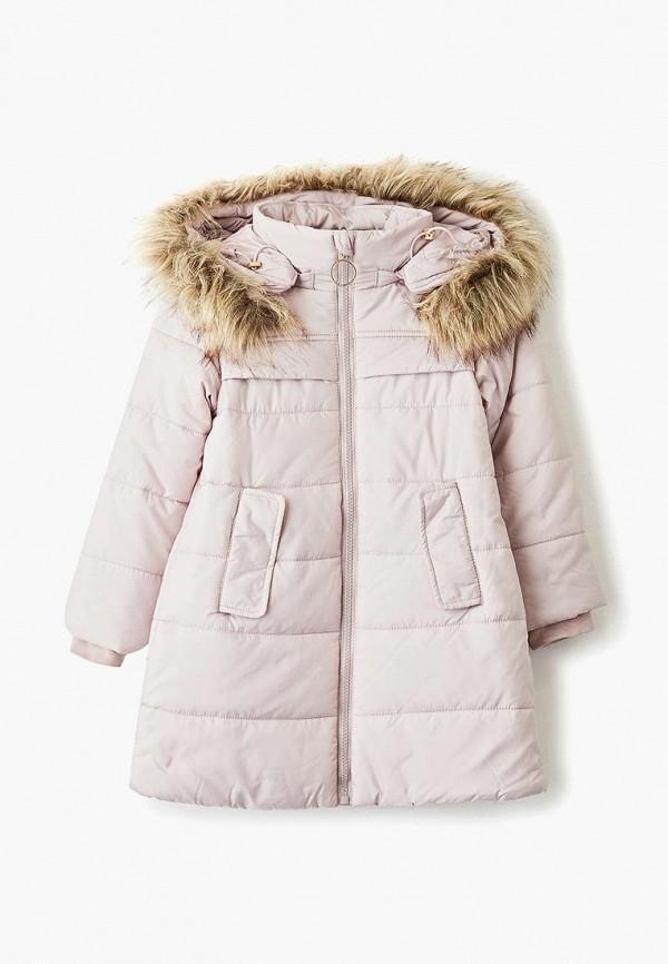куртка baon малыши, розовая