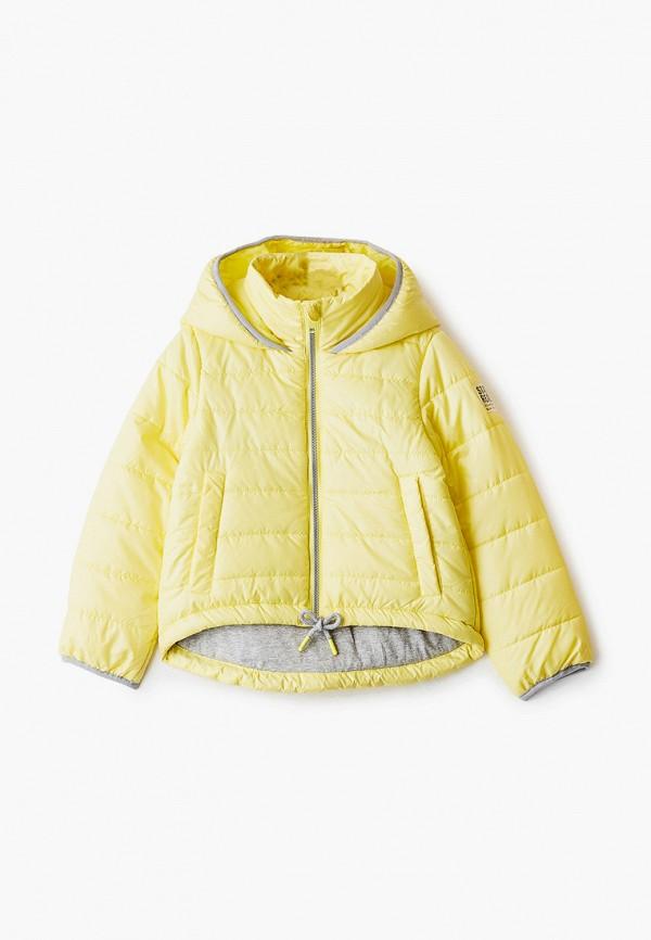 куртка baon малыши, желтая