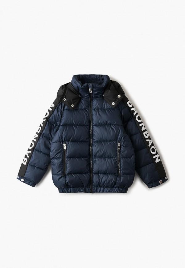 Фото - Куртку утепленная Baon синего цвета