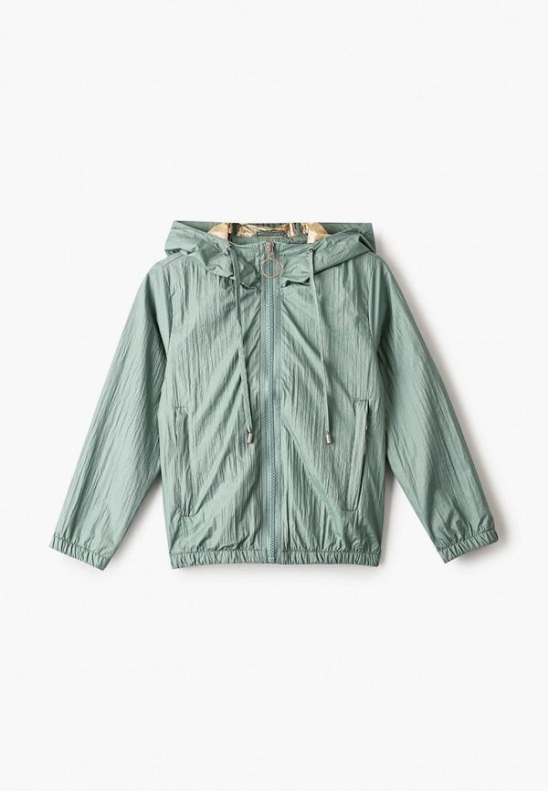 ветровка baon малыши, зеленая